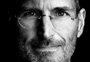 """Steve Jobs' speech told students to """"Stay hungry. Stay foolish."""" Image: TIME"""