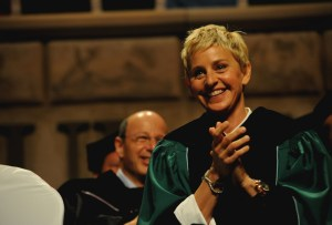 Ellen Degeneres Tulane Commencement