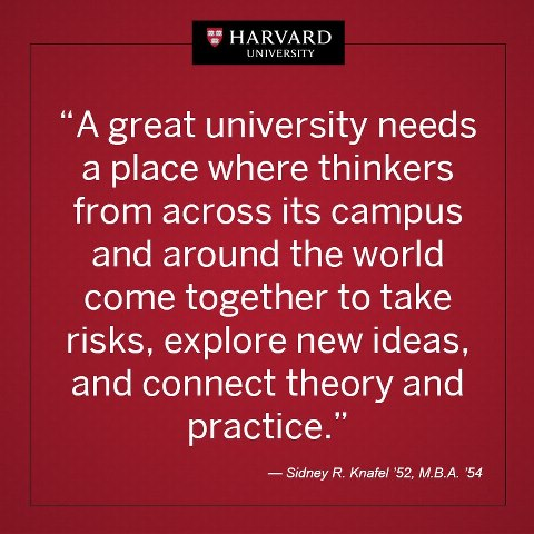 Harvard University was the #1 alma mater for Fortune 100 CEOs. Image: Facebook