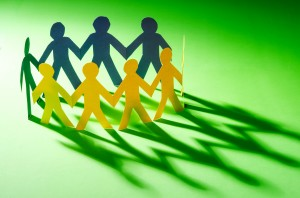 family-owned business teamwork