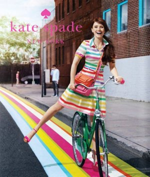 Bryce Dallas Howard Kate Spade Ads