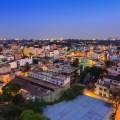 Bangalore, India skyline