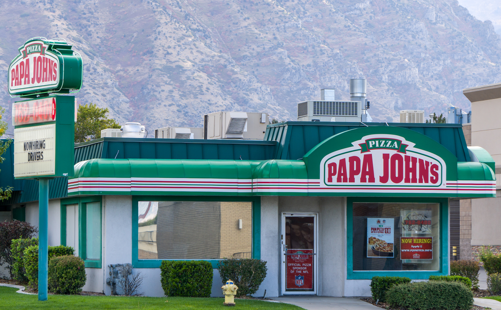 Is This the Beginning of the End for Papa John's Pizza?