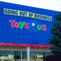 With the demise of Toys 'R' Us, other major retailers are scrambling to prepare for the holiday season by creating more space for toys in their stores. Photo by photobyphm / Shutterstock.com