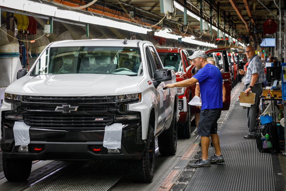 General Motors Making Big Changes to Stay Competitive