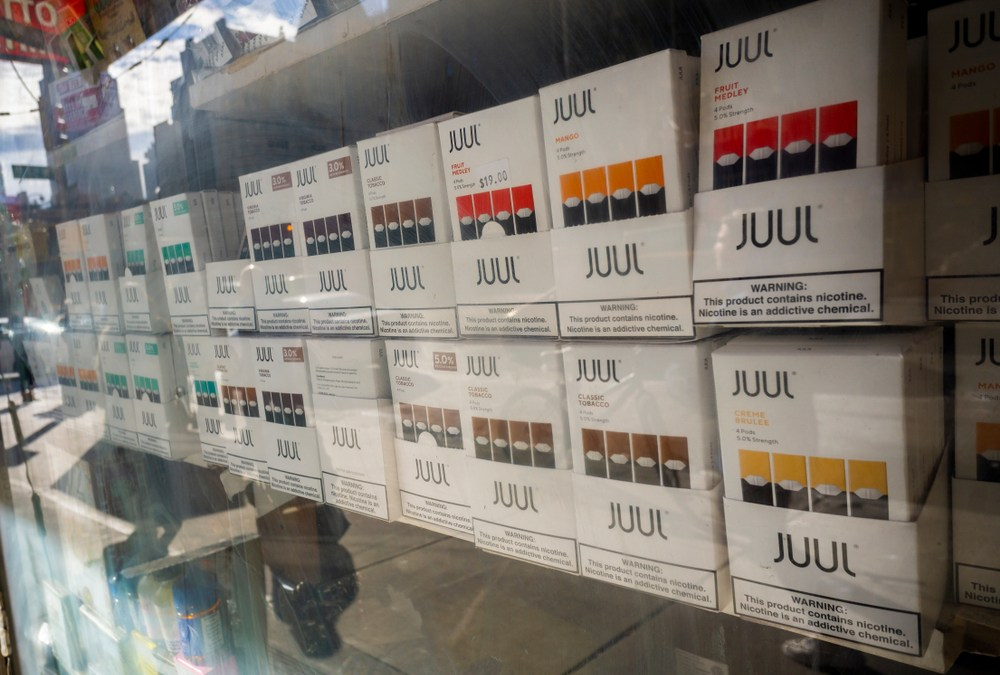 Juul Finds Itself on the Wrong Side of the FDA