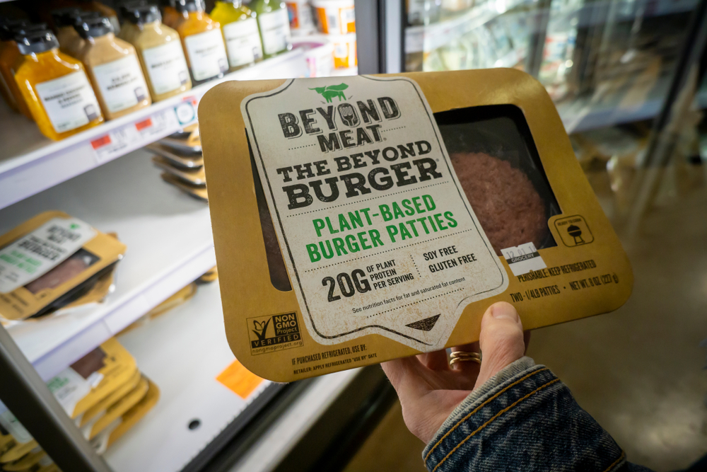 Beyond Meat Keeps Growing Despite Stock Price Stumble