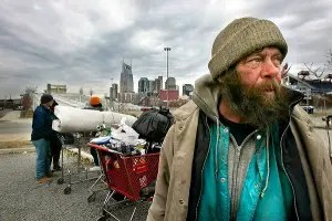 Homeless poverty United States