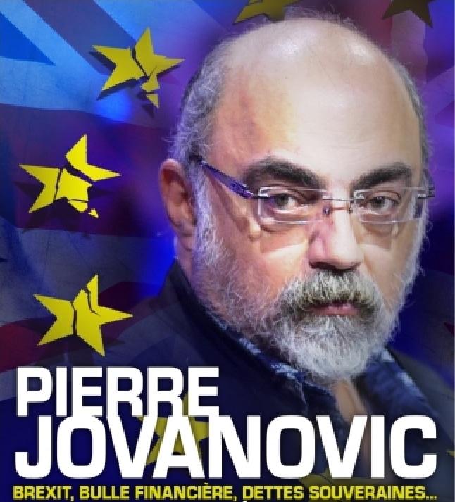 Pierre Jovanovic: Brexit, bulle financière, dettes souveraines... Quelle est la situation économique actuelle ?
