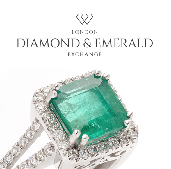 Hobnobbing with Phil Spencer from London Diamond & Emerald Exchange