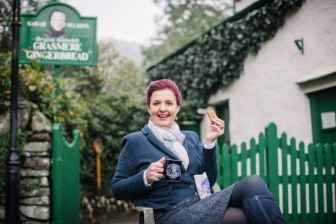 Hobnobbing with Joanne Hunter from Grasmere Gingerbread
