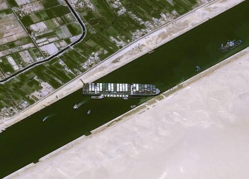 suez ship