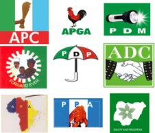 Image result for Political parties in Nigeria