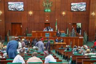 Image result for Labour strike may stall National Assembly's resumption
