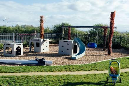Royals - Outdoor activity area