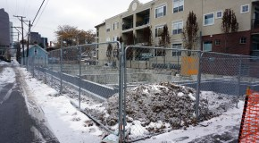 New townhomes take shape in Uptown