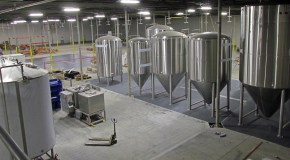 Massive contract brewer turns on the taps