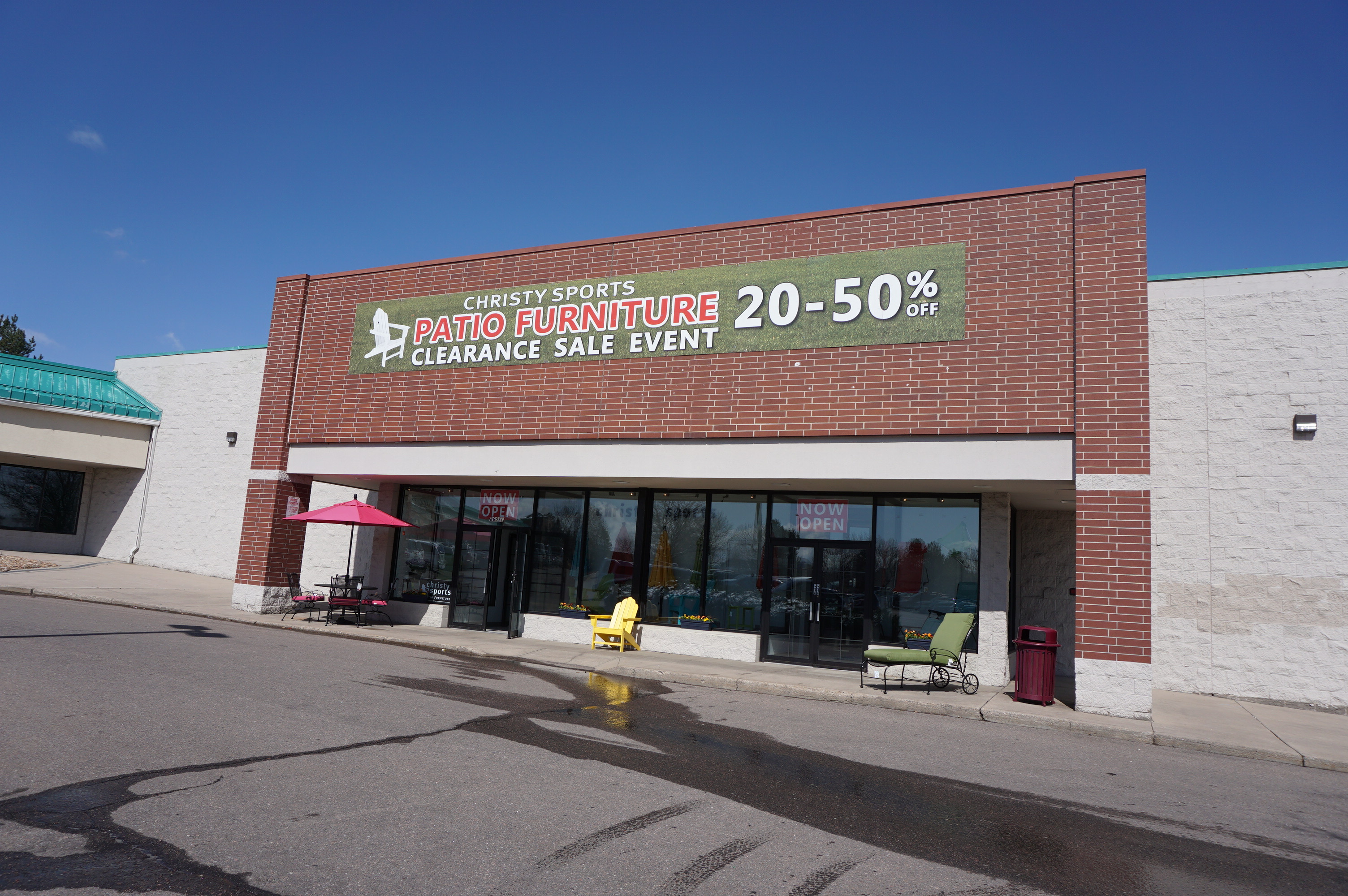 Christy Sports Is Opening A Permanent Store In Littleton, Where Itu0027s  Currently Hosting A Patio