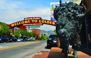 Golden is facing lawsuits from IBM. Photo courtesy of city of Golden.