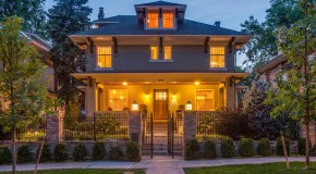 Renovated historic Cheesman Park site among April's top home sales