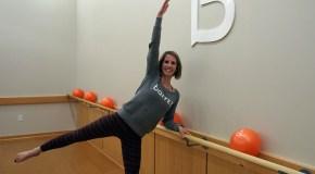 Barre fitness franchise plants down near Tech Center