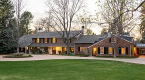 Restored Cherry Hills farmhouse listed for $4M