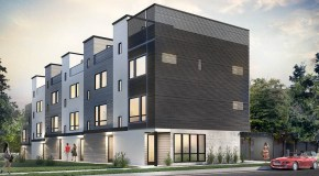 Townhomes soon to steal spotlight on Tejon Street