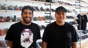 Collector shoe consignment shop steps into Five Points showroom