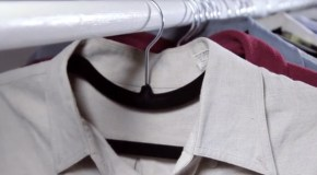 Denver entrepreneur's clothes hanger takes second helping of crowdfunding