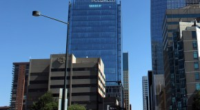 22-story 'trophy office tower' hits the market downtown