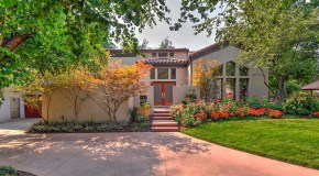 Two Denver homes listed at over $4M; one in Country Club and a condo in the Four Seasons