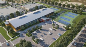 $6M tennis facility gets green light in Parker