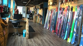 Golden ski retailer plans new warehouse and showroom