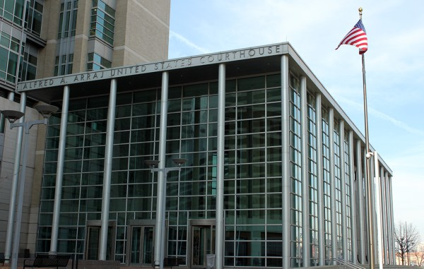 alfred arraj court building