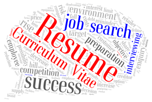 resume cv cloud