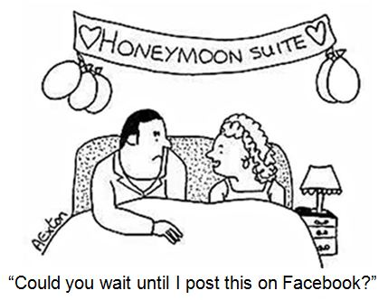 Research shows Facebook emotional boost is like marriage