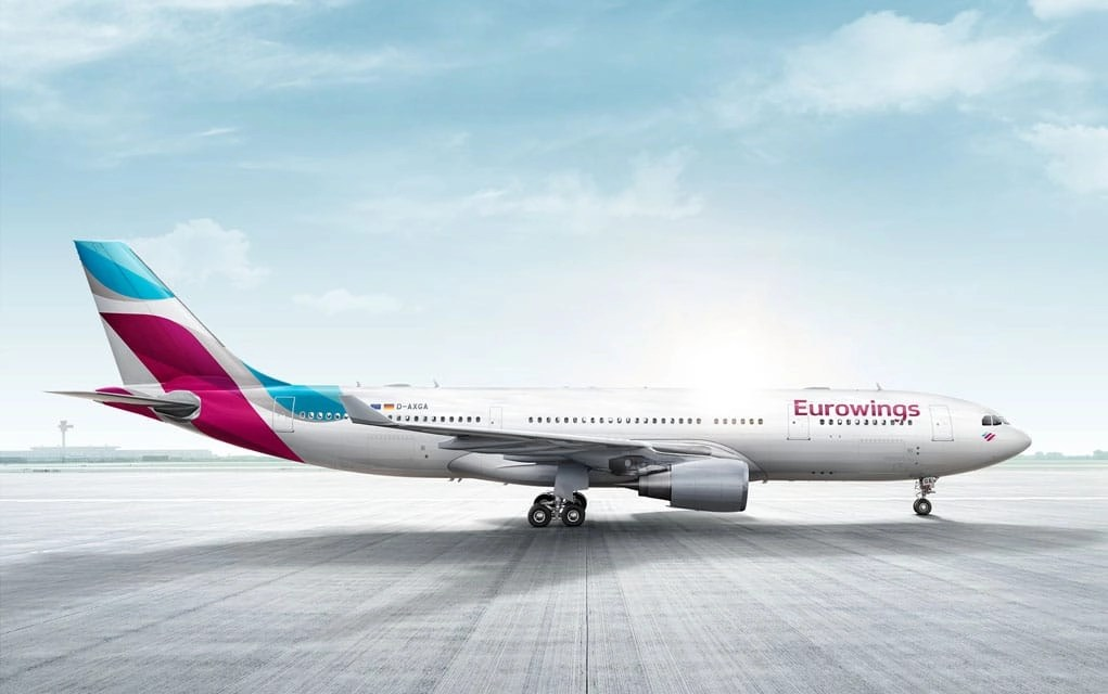 Europes fastest growing airline Eurowings now flies to Cape Town