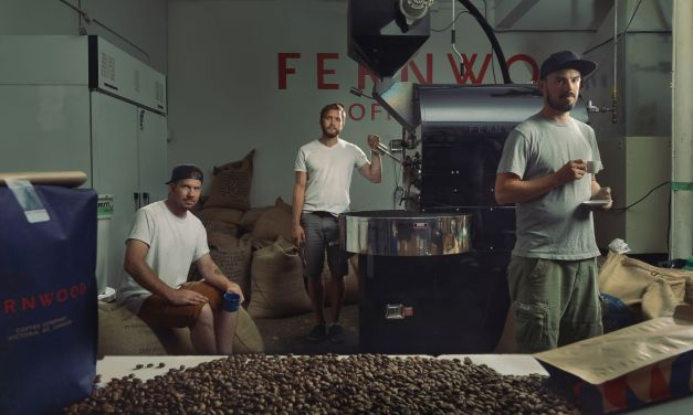 Fernwood Coffee Company Builds Successful Roastery From The Ground Up