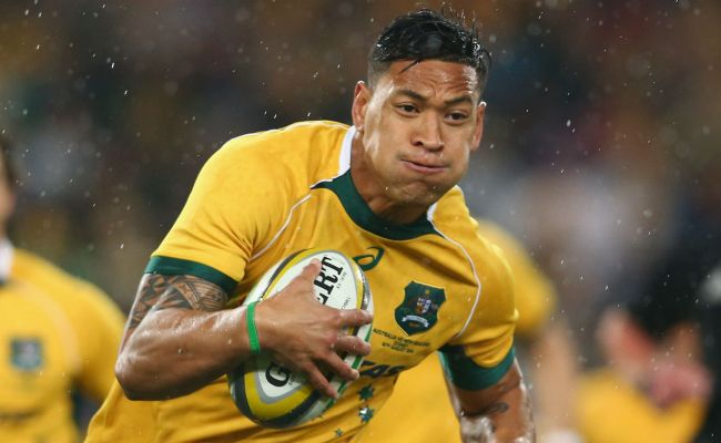 Israel Folau To Be Fired Rugby World Calls Out
