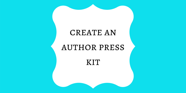 Create Your Author Press Kit