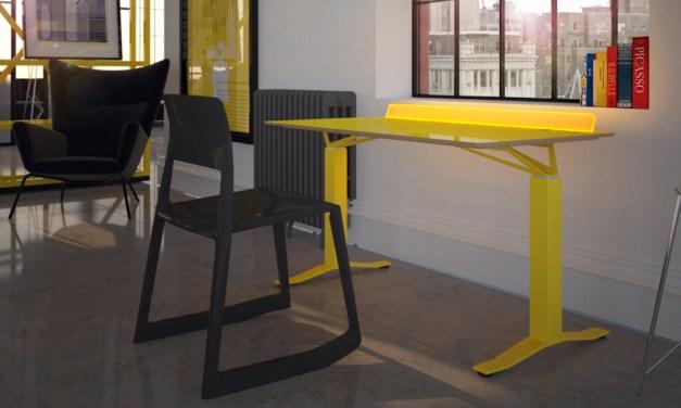 DeskLife: Aerodesk