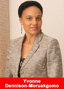 Yvonne Dennison-Moruakgomo Xango