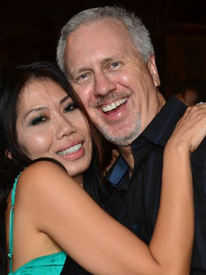 Bill Drevyanko and Trina Jade Huynh