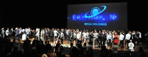 Mega Holdings Convention