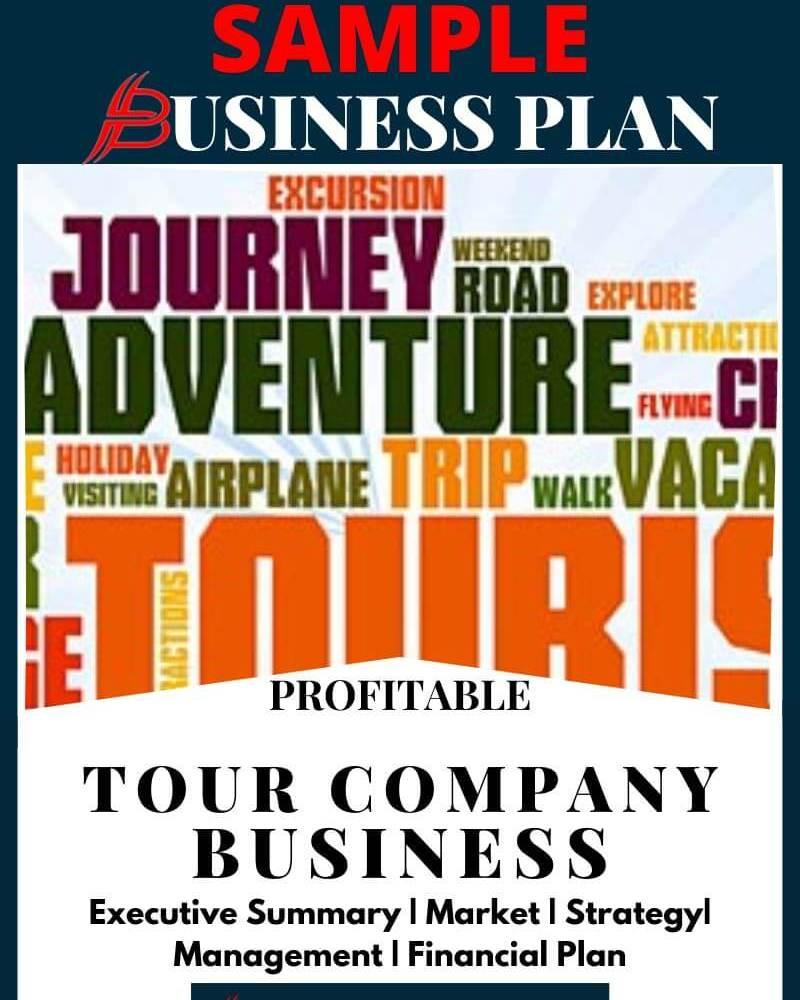 tour and travel business plan sample pdf