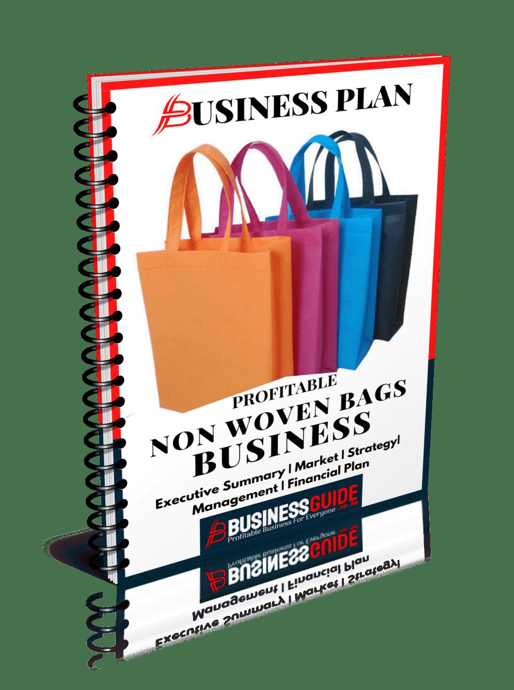 Non Woven Bags Business Plan Pdf Kenya