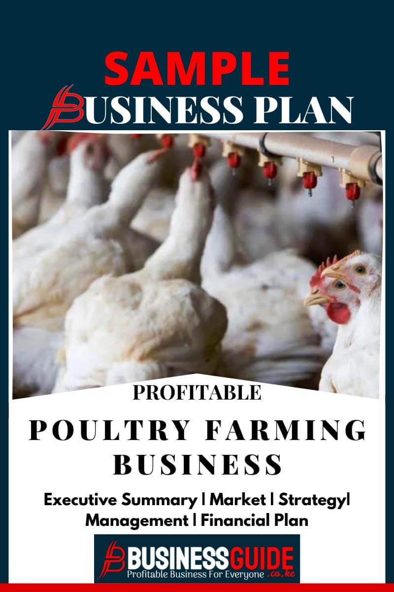 poultry business plan sample
