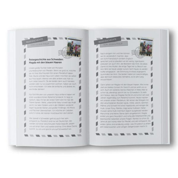"""Taschenbuch """"Mit deiner Familie auf Langzeitreise"""""""