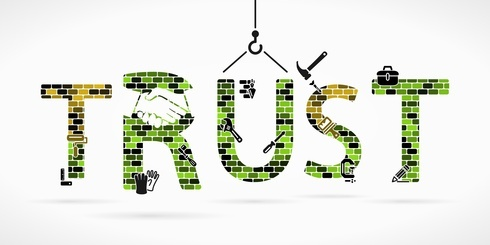 Trust builds business