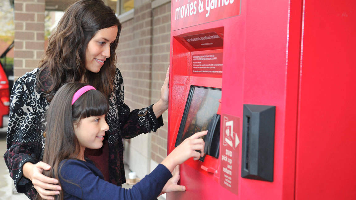 Redbox vs. iTunes